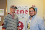 J Burns and BigMo at KZME